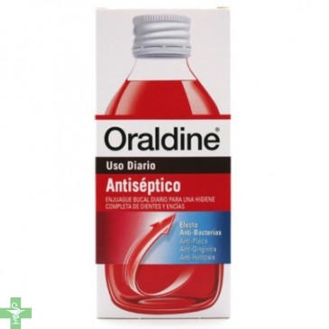 ORALDINE ANTISEPTICO - (200 ML )