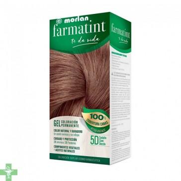 Farmatint 5D Castaño Claro Dorado