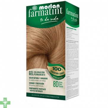 Farmatint 8D Rubio Claro Dorado
