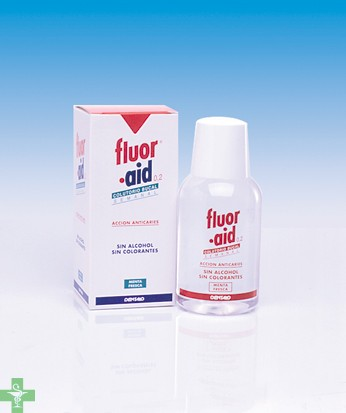 FLUOR AID 0,2 COL - (150 ML )