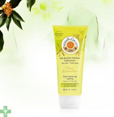 Fleur d´Osmanthus Gel de ducha fresco euforizant