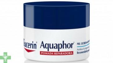 Eucerin Aquaphor Pomada Regeneradora Nartiz y Labios 7gr