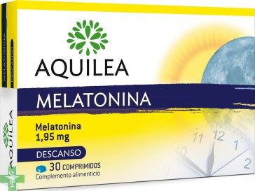 AQUILEA MELATONINA 1,95MG 30CO
