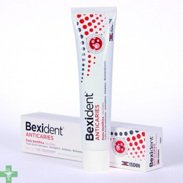 Bexident Pasta Dentífrica Anticaries 125 ml