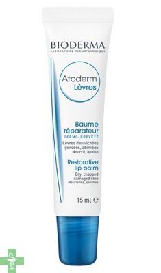 Bioderma Atoderm Lèvres 15ml
