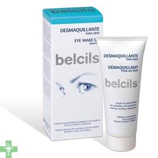BELCILS GEL DESMAQUILLANTE OJOS - (GEL 75 ML )