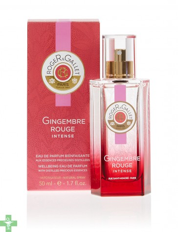 Roger&Gallet Gingembre Rouge Intense 50 ml