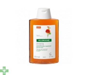 KLORANE Champú anticaspa seca a la capuchina 200 ml