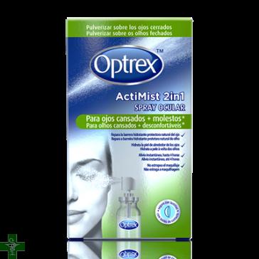Optrex Actimist Ojos Cansados 10 ml