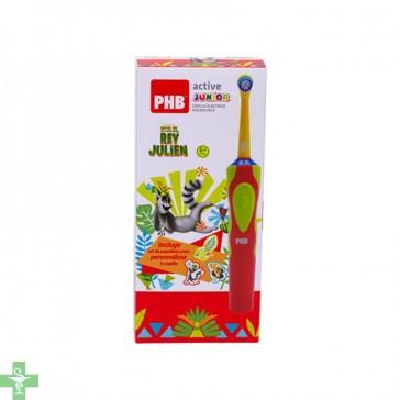 PHB Active Junior Cepillo Electrico Recargable Rojo