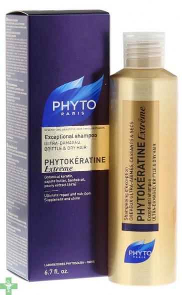 Phytokératine extreme champú 200ml