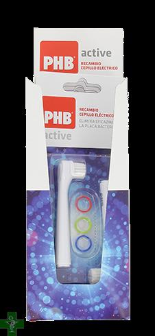 PHB Recambio Cepillo Electrico Active