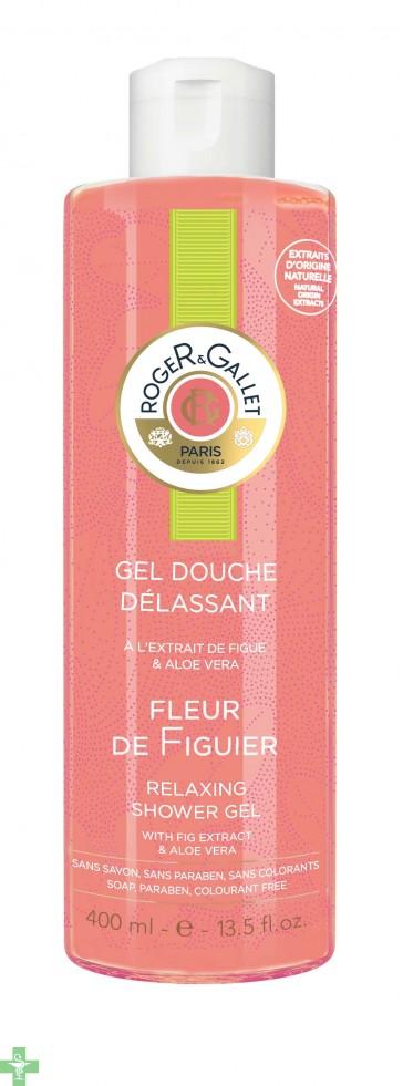 Roger&Gallet Gel Douche Delassant Fleur De Figuier 400ml