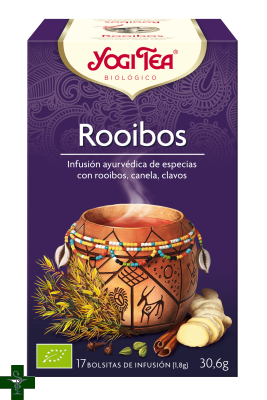 Rooibos 17 bolsitas YOGI TEA®