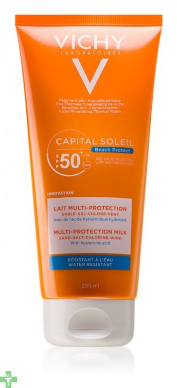 Vichy Capital Soleil Beach Protect spf 50 200 ml