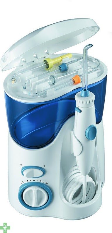 Irrigador Bucal Electrico Waterpik WP100 Ultra - Eléctricos e ... 147eb6b31dd4