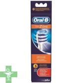 Oral B Recambio TriZone 3 Unidades