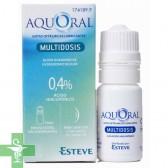 Aquoral Multidosis 0,4% 10ml