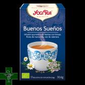 Buenos Sueños 17 bolsitas de infusión YOGI TEA®