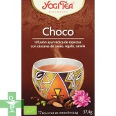 Choco YOGI TEA® 17 bolsitas
