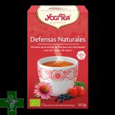 Defensas Naturales 17 bolsitas YOGI TEA®
