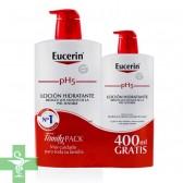 EUCERIN PIEL SENSIBLE PH-5 LOCION ENRIQUECIDA - (1 L )