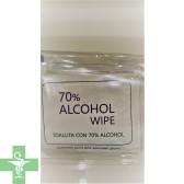 TOALLTAS ALCOHOLICAS DESINFECTANTES 10 SOBRES