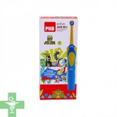 PHB Active Junior Cepillo Electrico Recargable Azul