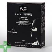Martiderm Black Diamond Tratamiento Intensivo Ojos 4x2 parches