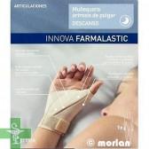 Innova Farmalastic Muñequera Artrosis de Pulgar Descanso Derecha Talla P