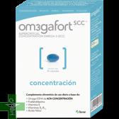 Omegafort SCC Concentración 30 cápsulas