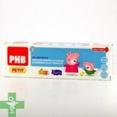 PHB Gel Dentifrico Petit Sabor Fresa
