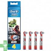 Oral B Recambio Stages Power 4 Unidades