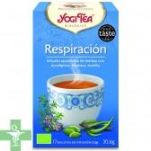 Respiración  17 Bolsitas de Infusión YOGI TEA®