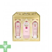 Roger&Gallet Rose Agua Dulce Perfumada 100 ml + Regalo Gel De Ducha 50ml + Regalo Leche Corporal 50ml