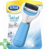 Dr. Scholl Velvet Smooth Diamond Crystals Lima electrónica