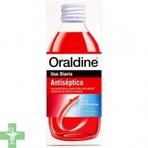 ORALDINE ANTISEPTICO - (400 ML )