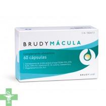 Brudy Macula 60 Cápsulas