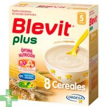 BLEVIT PLUS 8 CEREALES - (600 G )