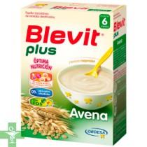BLEVIT PLUS AVENA 6 MESES - (300 G 12 U )
