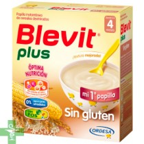 BLEVIT PLUS SIN GLUTEN - (600 G )