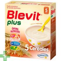 BLEVIT PLUS 5 CEREALES - (600 G )