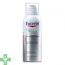 Eucerin Men Silver Shave Espuma De Afeitar - (150 ML )