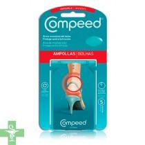 COMPEED APOSITO HIDROCOLOIDE - AMPOLLAS INVISIBLES (5 APOSITOS )