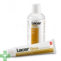 Lacer Oros Pasta Dental Accion Integral 125ml