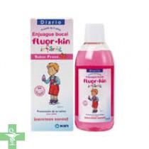 FLUOR KIN INFANTIL PASTA DENTIFRICA - (FRESA 50 ML )