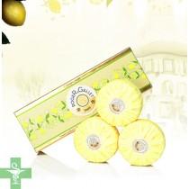 Roger&Gallet Cédrat Jabones perfumados cofre 3 jabones