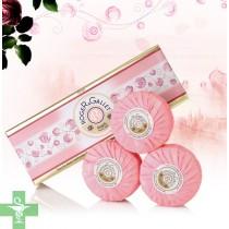 Roger&Gallet Rose Jabones perfumados Cofre 3 jabones