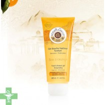 Roger&Gallet BOIS D´ORANGE GEL DE DUCHA FRESCO TONIFICANTE