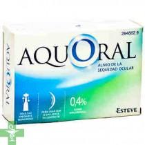 Aquoral 20  Unidades Monodosis de 0,5 ml